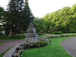 Lydia Koidula monument