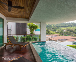 Pool Suite Ocean View at the Wyndham Grand Phuket Kalim Bay