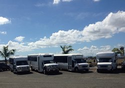 Puerto Rico Shuttle Van Services & Tours