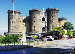 Castel Nuovo - Maschio Angioino