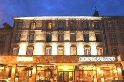 Hotel The Originals Aurillac Grand Hotel Saint Pierre