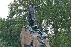 Monument S.O. Makarov