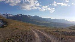 Globuslanding Tour Kyrgyzstan