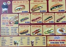 Zozo - Banh My Cay Hai Phong