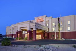 Hampton Inn & Suites Blythe