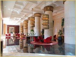 فندق الأساطير وروعة الجمال الفرعوني وفخامة العصر الحديث