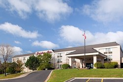 Hampton Inn Iowa City / Coralville