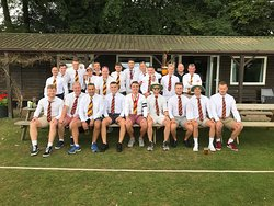 Abbotskerswell CC away tour match