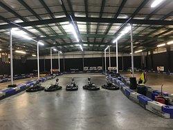 Speed Factory Indoor Karting