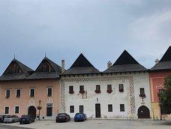 Spišská Sobota Historické Centrum