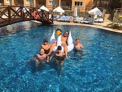 Family Summer Holiday 2018