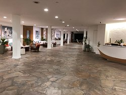 Great Location and Hotel Amenities