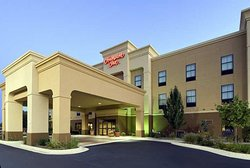 Hampton Inn Marshall