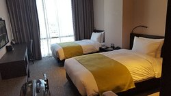 Convenient base from airport and Myeong-dong