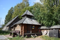 Historical-Cultural Center Varyazhskiy Dvor