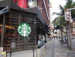 Starbucks Coffee Naha Kokusaidori Makishi