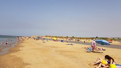 Playa de Mazagon