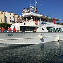 Eros Boat Rab Excursions