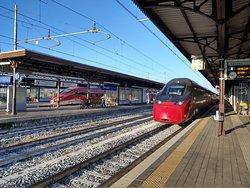 Nuovo Trasporto Viaggiatori - NTV