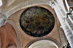 La Coupole oeuvre du peintre ruthénois SALINIER