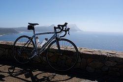 Arrivee au Cap de Bonne Esperance. Vue sur la Cote Est