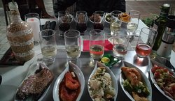 Degustazione tapas e vini