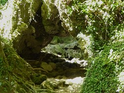 Une cascade de la Turasse.