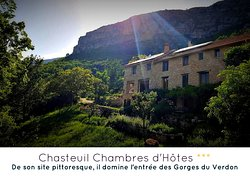 Chasteuil Chambres d'Hotes