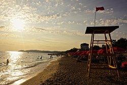 Beach of Pefkari