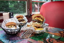 Bus Burger