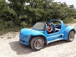 Fun Buggy de belg in Punta Cana