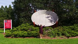 World's Largest Cherry Pie Pan