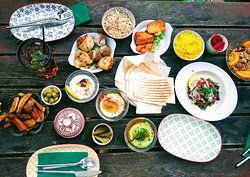 ZA ZAA - Oriental Soul Food
