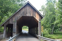 Emerts Cove Covered Bridge