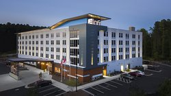 Aloft Raleigh-Durham Airport Brier Creek