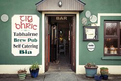Entrance to Tig Bhric & West Kerry Brewery