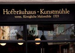 Hofbräuhaus-Kunstmühle
