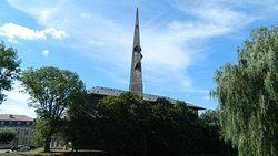 L'Eglise Saint-Remy de Baccarat