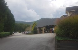 Restaurant Ballroom and Bar exterior view