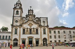 Basilica and Convent of Nossa Senhora do Carmo