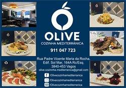 OLIVE - Cozinha Mediterrânica