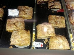 choice of strudel slices