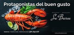 Restaurante Marisquería Sa Barca