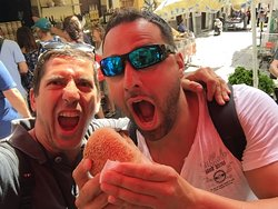 Europass - Street Food Tour