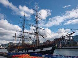พิพิธภัณฑ์เรือโจรสลัดและความอดอยาก จีนนี จอห์นสตัน