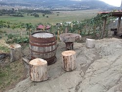 Church Wine Cellar of Lisi Lake