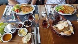 Super türkisches Frühstück!