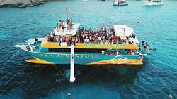 Party Malta Cruises