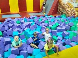 Trampoline Arena Joy Jump