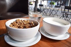 Desayuno con proteínas